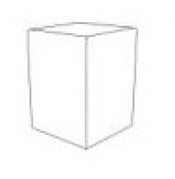 taburet / noční stolík bez skla NS30