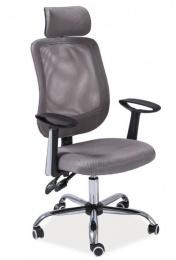 kancelářská Q118 šedá