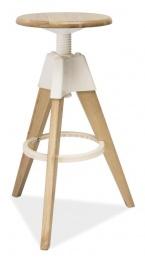 Sedia Barová výškově nastavitelná židle BODO