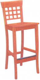 barová stolička Barowe 2 drevo