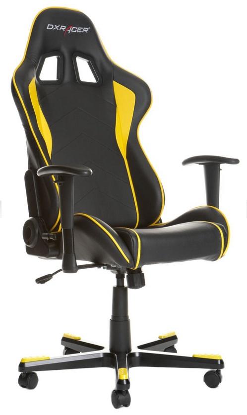 židle DXRACER OH/FE08/NY, SLEVA č.59 kancelárská stolička