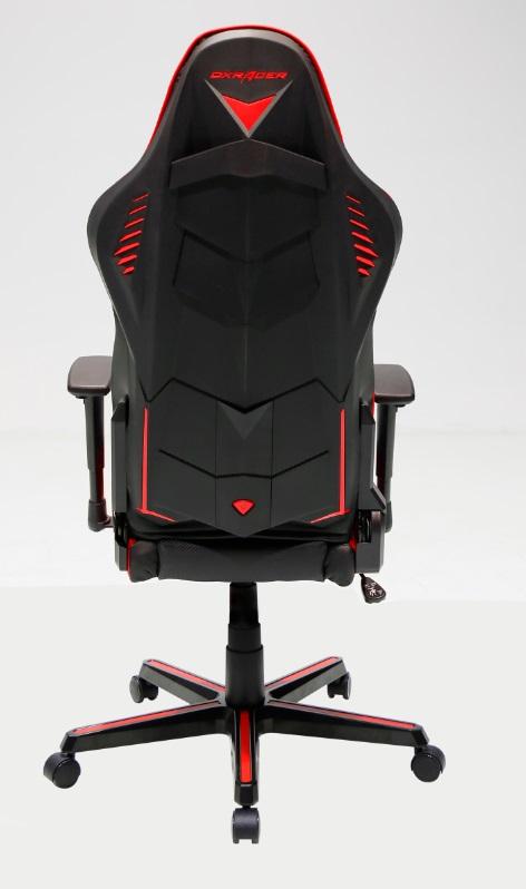 židle DXRACER OH/RM1/NR, SLEVA 73S kancelárská stolička