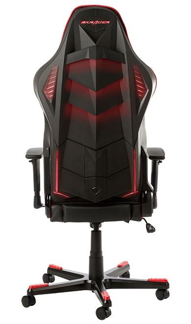 židle DXRACER OH/RL1/NR, svítící verze, SLEVA č.74S kancelárská stolička