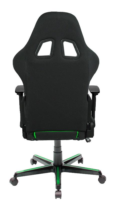 židle DXRACER OH/FH01/NE látková, SLEVA č.76S SMAŽ kancelárská stolička