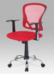 kancelářská židle KA-N806 RED