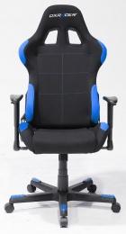 židle DXRacer OH/FD01/NI látková kancelárská stolička
