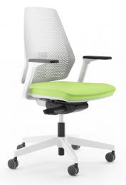 kancelárska stolička 1890 SYN Infinity PERF WHITE