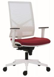 kancelárska stolička 1850 SYN OMNIA WHITE