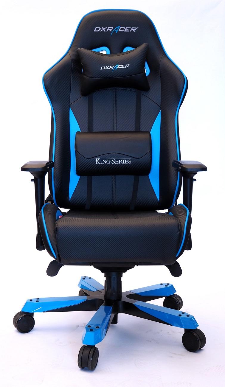 židle DXRACER OH/KS57/NB, SLEVA č.511 kancelárská stolička
