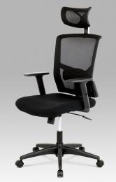 Kancelárská stolička KA-B1013 BK