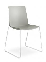 Konferenčná stolička SKY FRESH 040-N0, kostra bílá