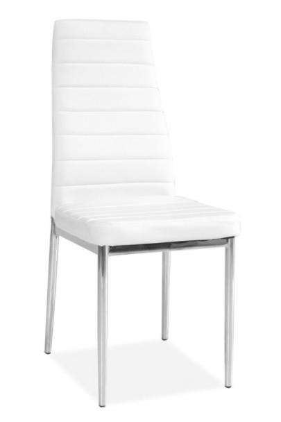 FALCO Jídelní židle H-261 bílá