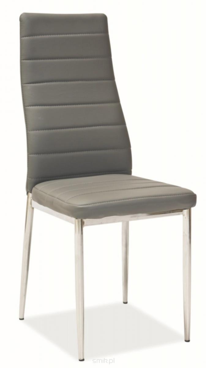 FALCO Jídelní židle H-261 šedá