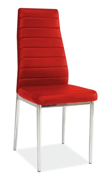 FALCO Jídelní židle H-261 červená