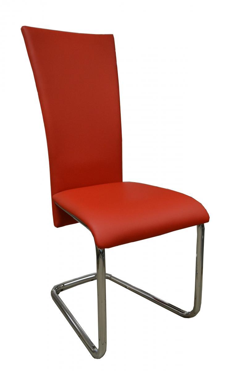 FALCO Jídelní židle F-245 červená