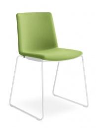 Konferenčná stolička SKY FRESH 045-N4, kostra chrom