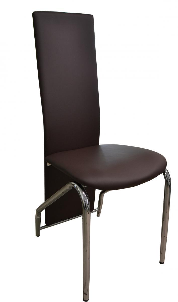 FALCO Jídelní židle F-131 hnědá