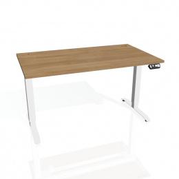 stôl MOTION MS 2M 1600 - Elektricky stav. stôl délky 160 cm  paměťový ovladač