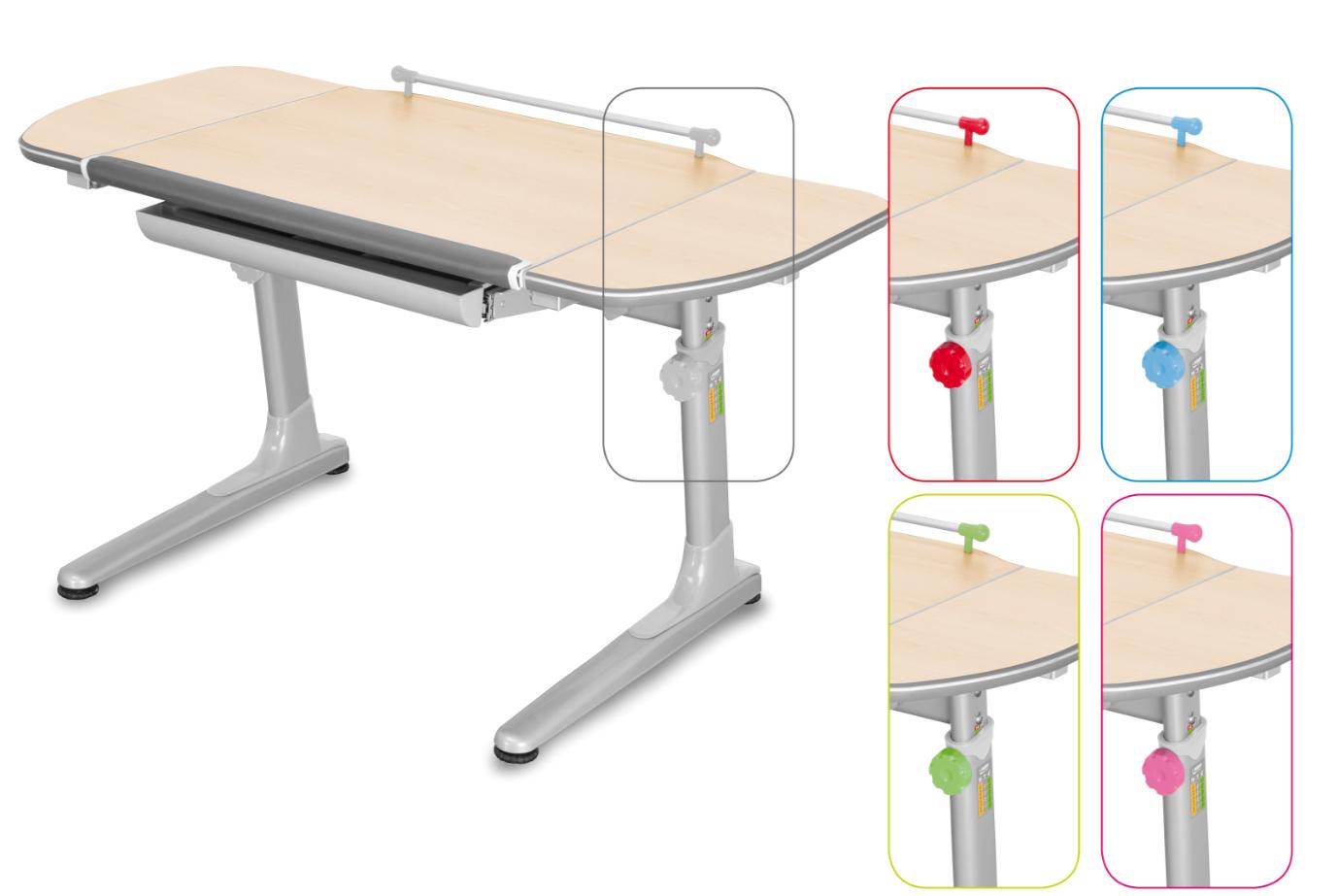 MAYER Dětský rostoucí stůl PROFI3 32P3 54 TW (5v1)