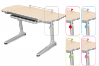 Detský rastúci stôl PROFI3 32P3 54 TW (5v1)