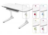 Detský rastúci stôl PROFI3 32W3 58 TW (5v1)