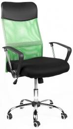 kancelárska stolička PREZIDENT zelený