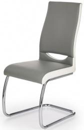 stolička K259 šedá