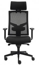 kancelárska stolička GAME ŠÉF VIP T- synchro
