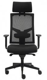 židle GAME ŠÉF  T- synchro kancelárská stolička