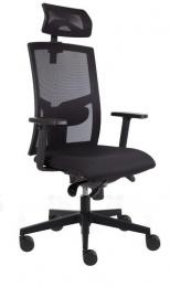 kancelárska stolička GAME ŠÉF  T- synchro