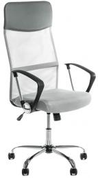 kancelárska stolička MEDEA -sivá