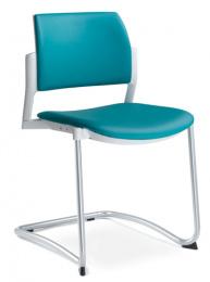 stolička DREAM+ 104-WH-N2, kostra šedá