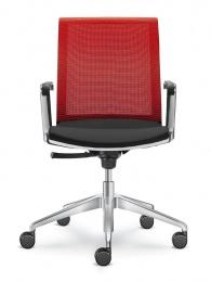 židle LYRA NET 203-F80-N6, SLEVA č.30 kancelárská stolička