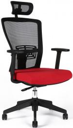 kancelárska stolička THEMIS vč.podhlavníku