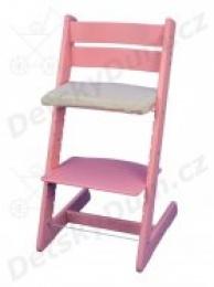 Rostoucí židle KLASIK kancelárská stolička