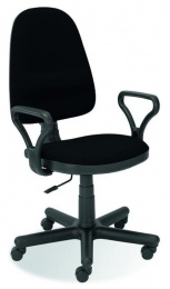 židle BRAVO C23 včetně područek, SLEVA 100S kancelárská stolička