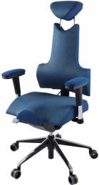 terapeutická stolička THERAPIA ENERGY M COM 2510, čierná + VIANOČNÝ DARČEK ZADARMO