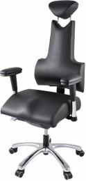 terapeutická stolička THERAPIA ENERGY L COM 3510, čierná