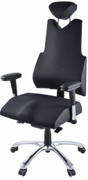 terapeutická stolička THERAPIA BODY 2XL COM 5610, čierná