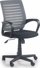 Kancelárská stolička Santana šedá