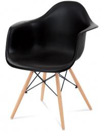 Jedálenská stolička CT-719 BK1
