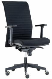 stolička REFIRE -synchro, skladová BLACK 27
