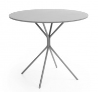 Stůl Chic RH30 kov, pr.80x66