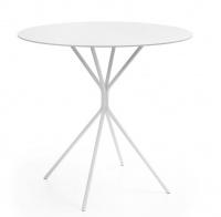 Stůl Chic RH20 kov, pr.80x74