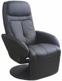 relaxační křeslo Optima černá