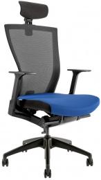 kancelárska stolička MERENS ECO s podhlavníkom