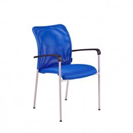 Konferenčná stolička TRITON GRAY