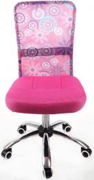 detská stolička DINGO - farba ružová