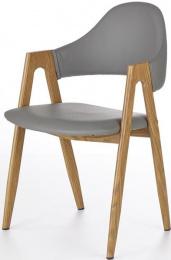 jídelní stolička K247 šedá