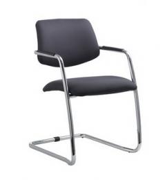 stolička THEO 262-KZ-N1, kostra čierna